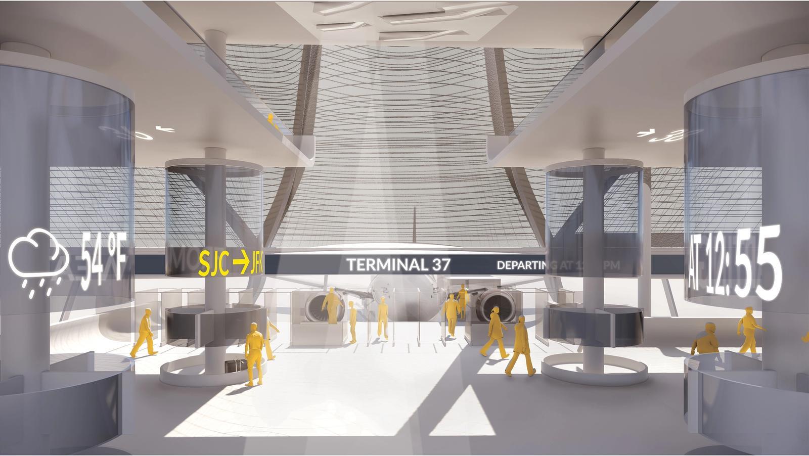 Checkin Terminal