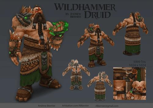 Wildhammer Druid