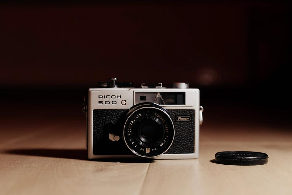 Photo of Ricoh 500G.