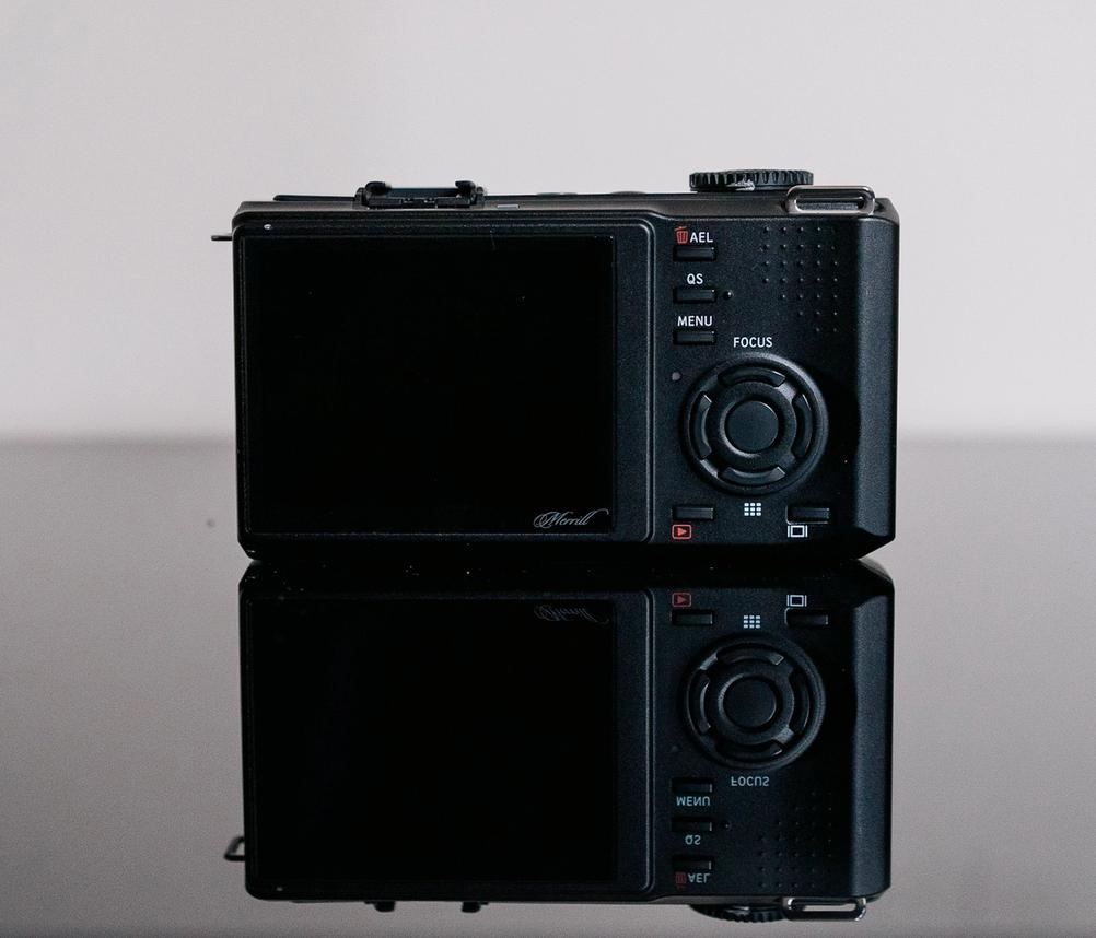 Photo of Sigma DP2 Merrill back controls and LCD.