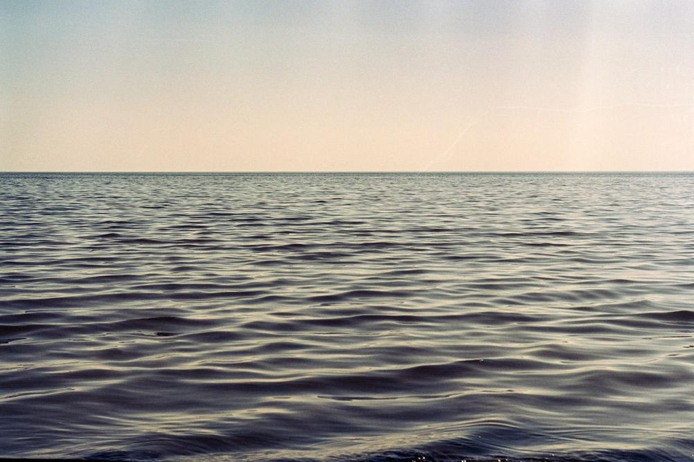 Photo of sea.