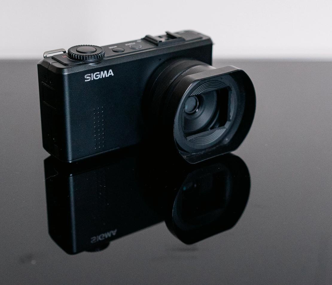 Photo of Sigma DP2 Merrill.