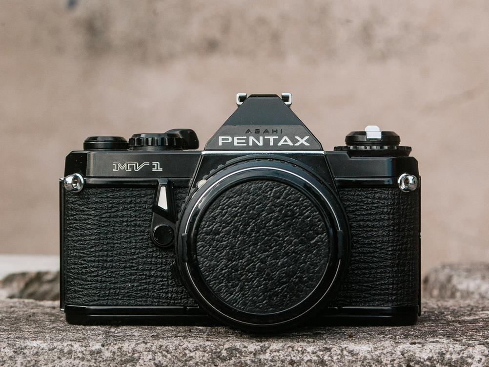 Photo of Pentax MV1.