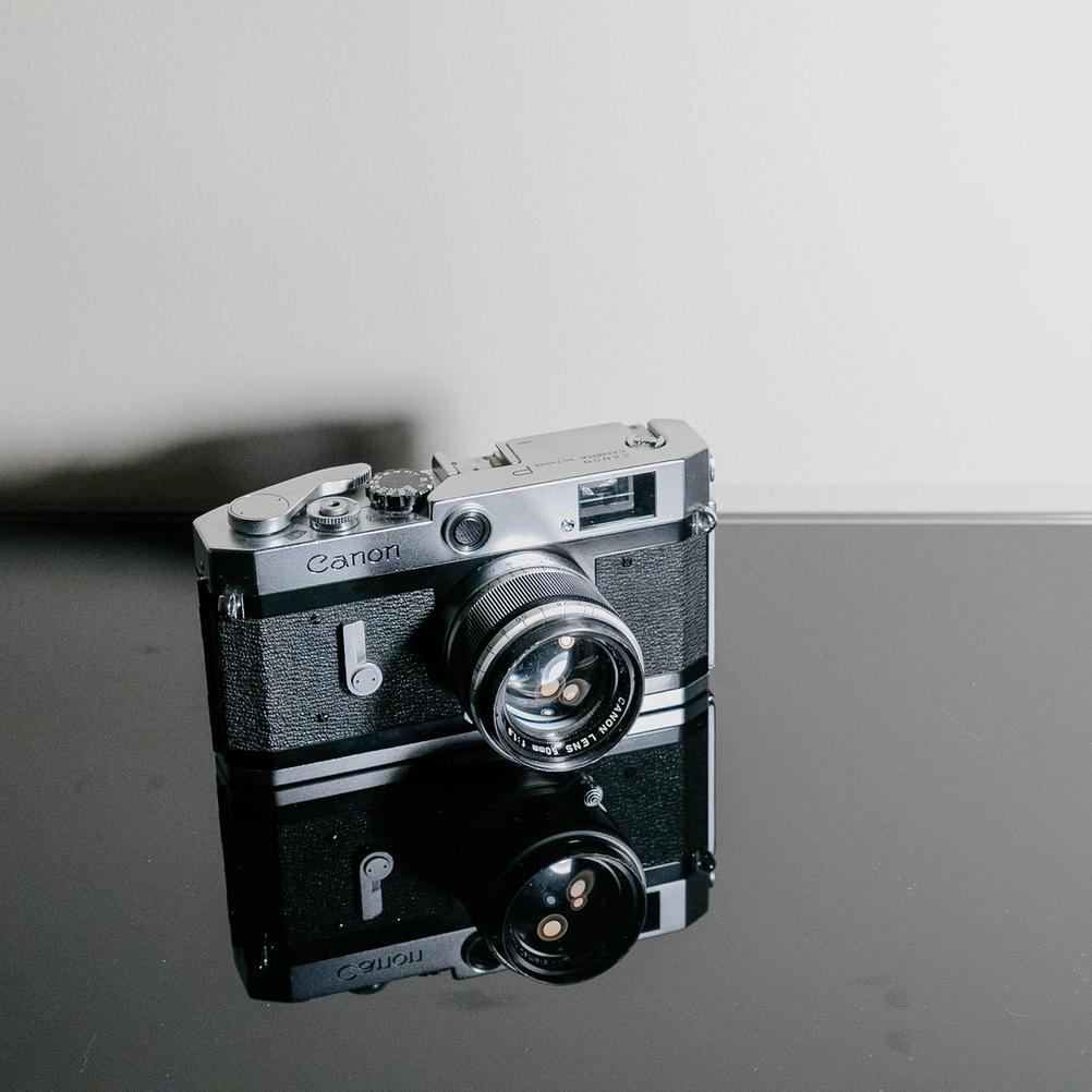 Photo of Canon P.