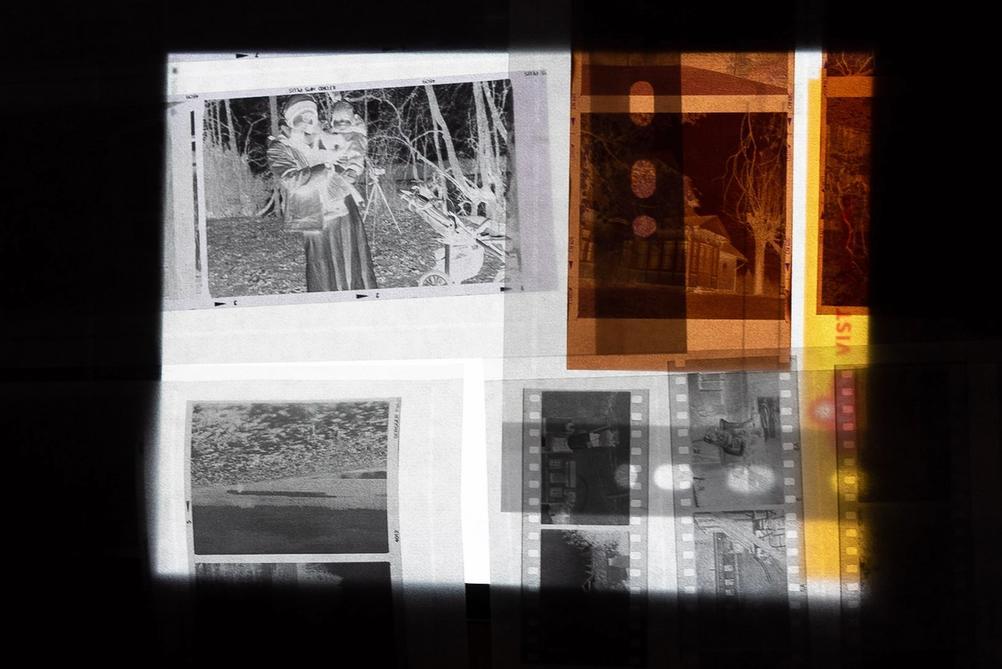 Photo showing various image sizes.