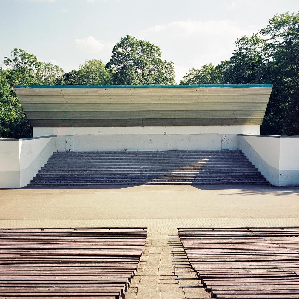 Photo of an concert area.