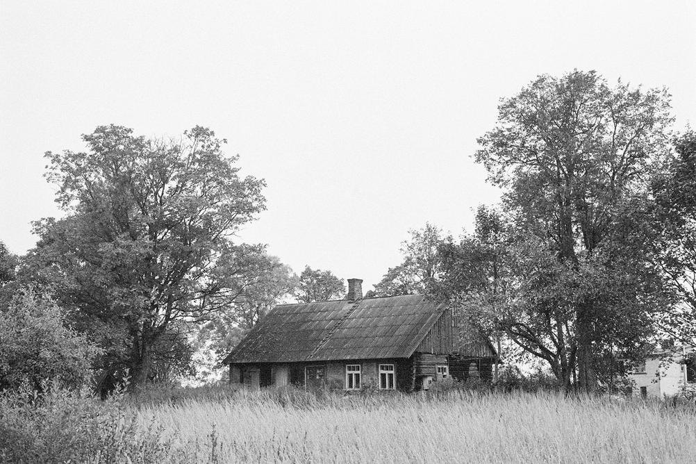 Photo of a house.