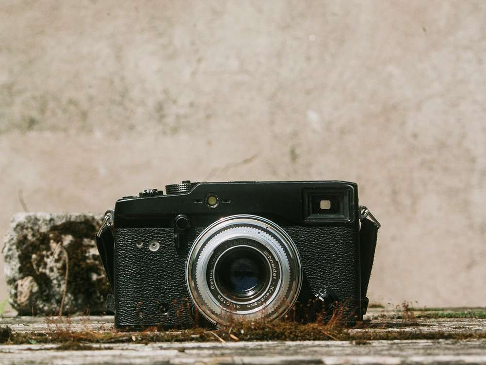 Photo of Fujifilm X-Pro1.
