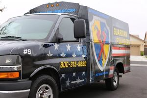 Plumbing Inspection Van Guardian Plumbers