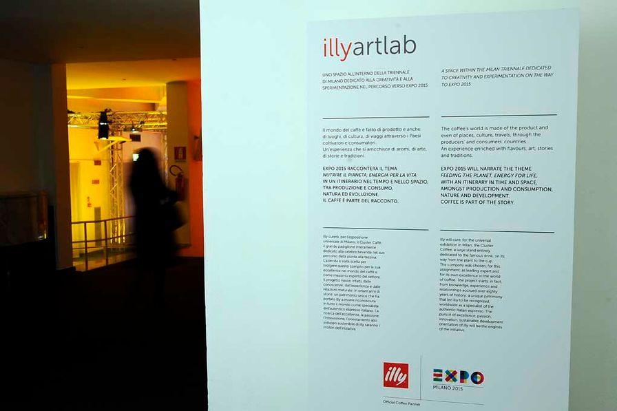 Illy Coffee - Triennale di Milano