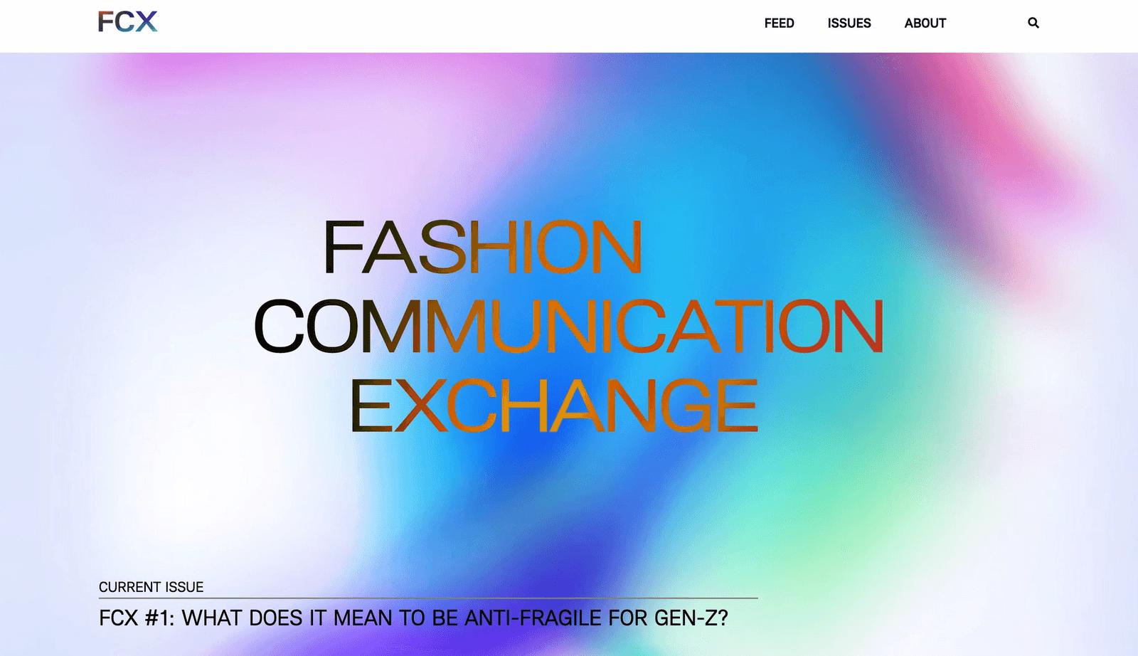 Fashion Communication Exchange