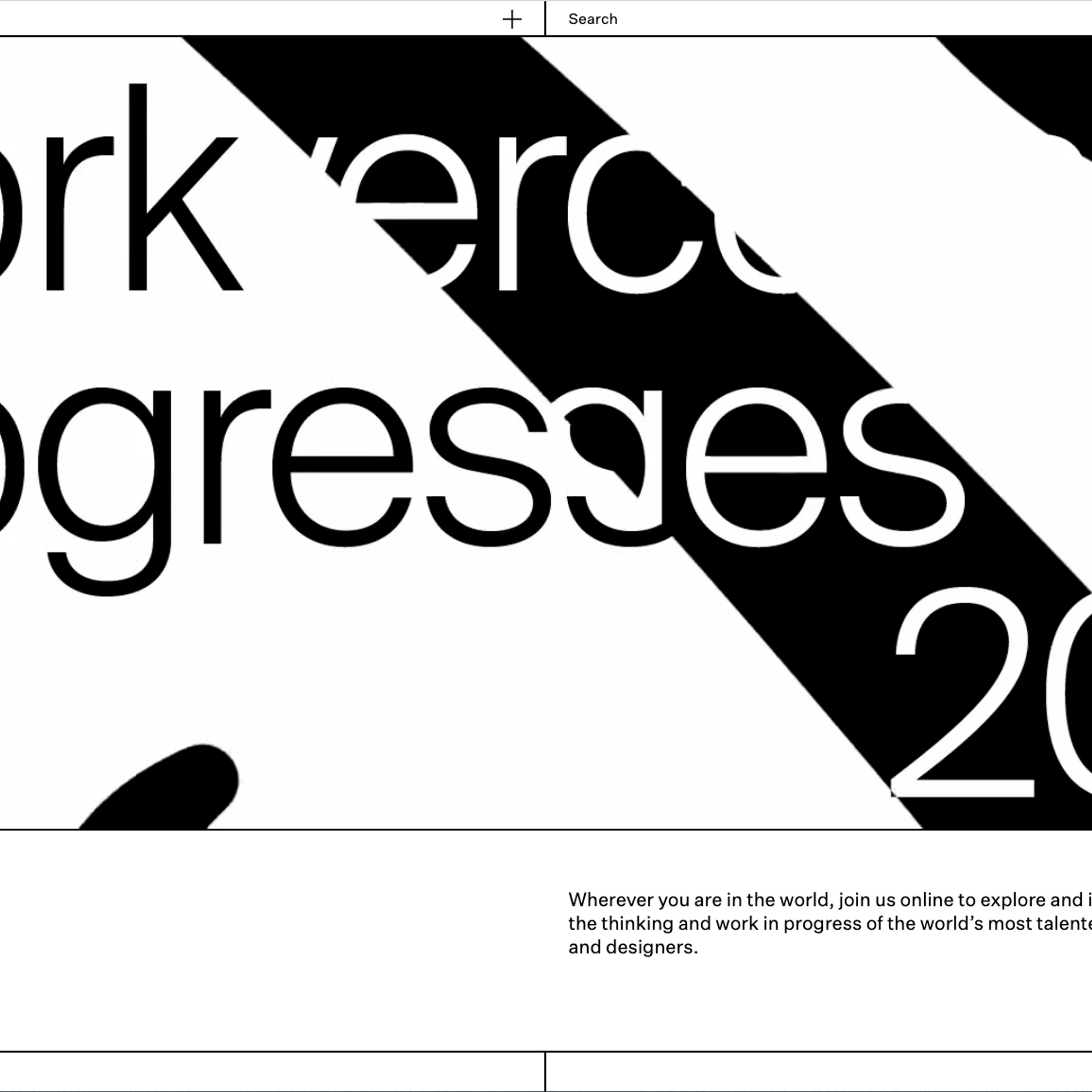 Royal College of Art 2021 Work In Progress show