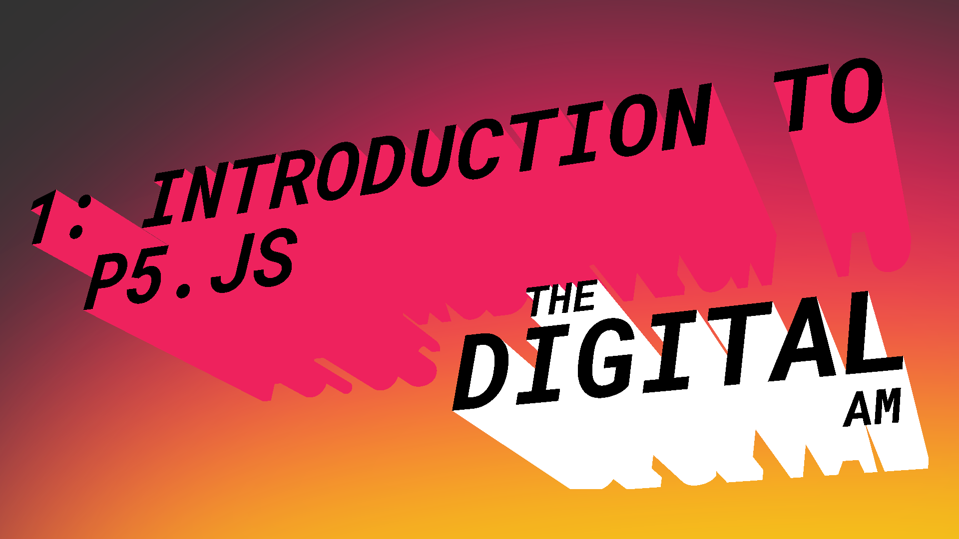 Introduction to p5.js
