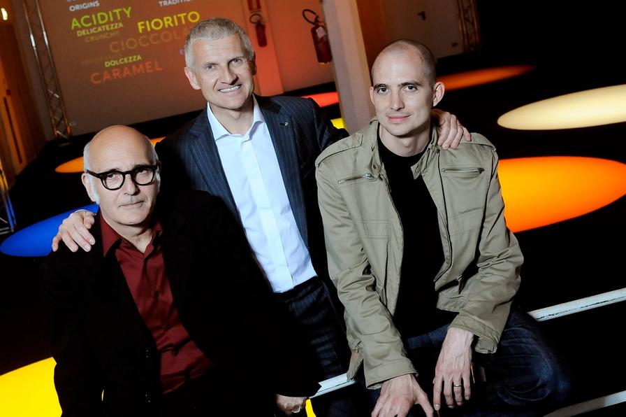 Illy Coffee - Triennale di Milano with Alistair McClymont, Andrea Illy and Ludovico Einaudi