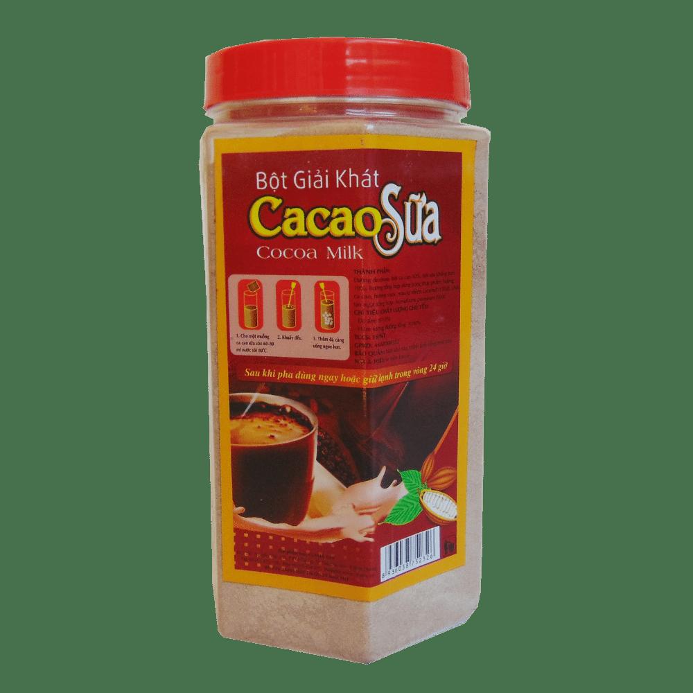 Cacao sữa (hủ 500 Gram)