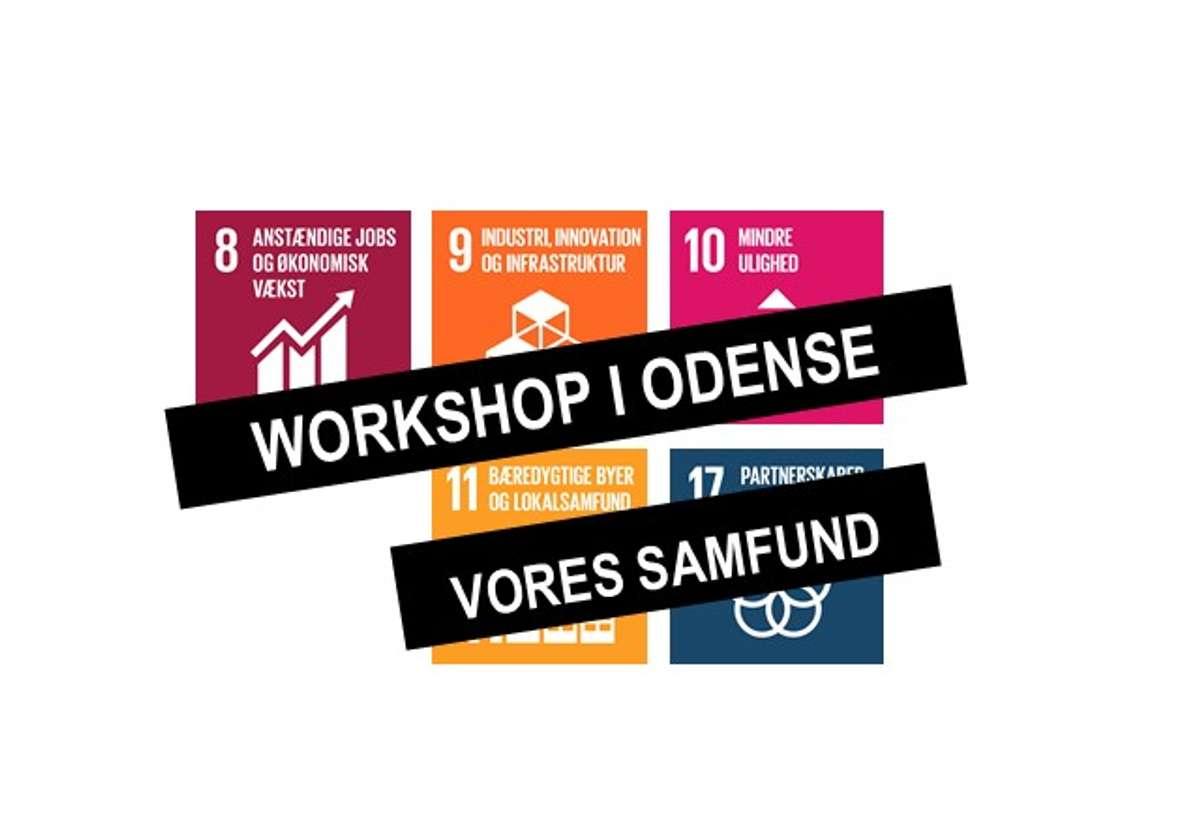 Kom til Vores Samfund workshop i Odense!