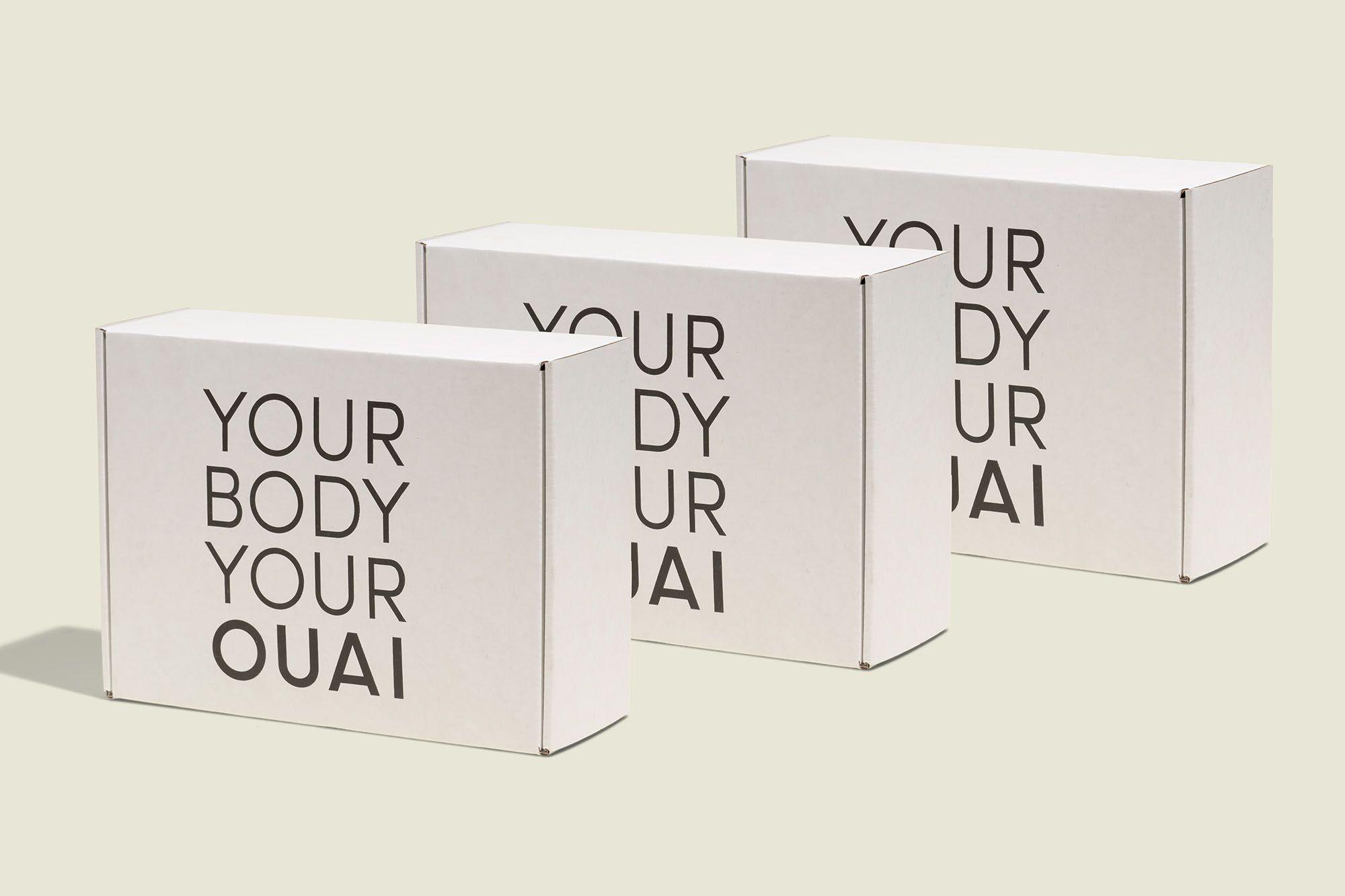 Custom printed packaging