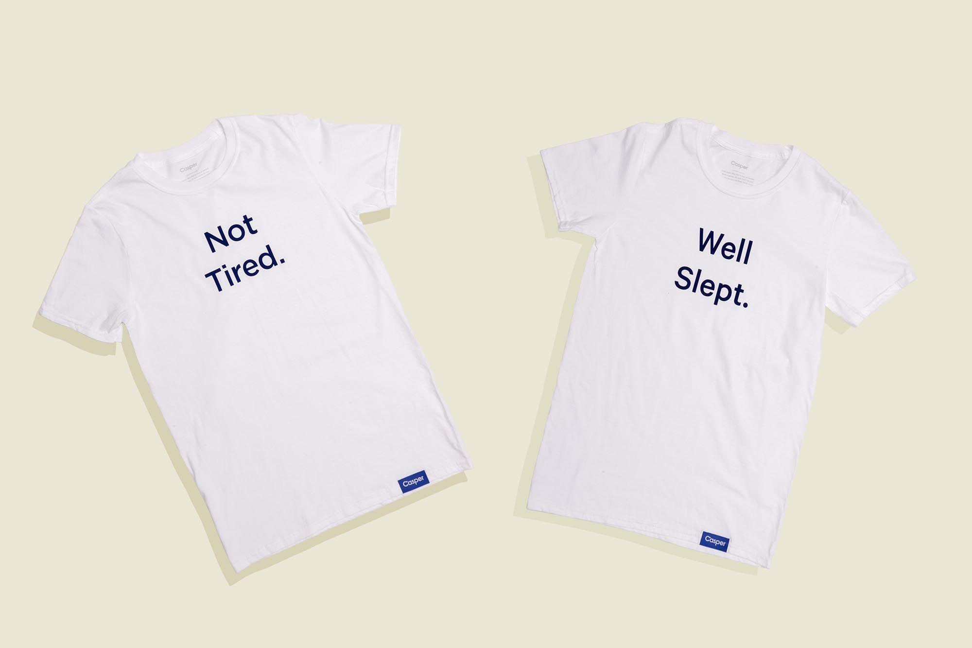 Two shirts