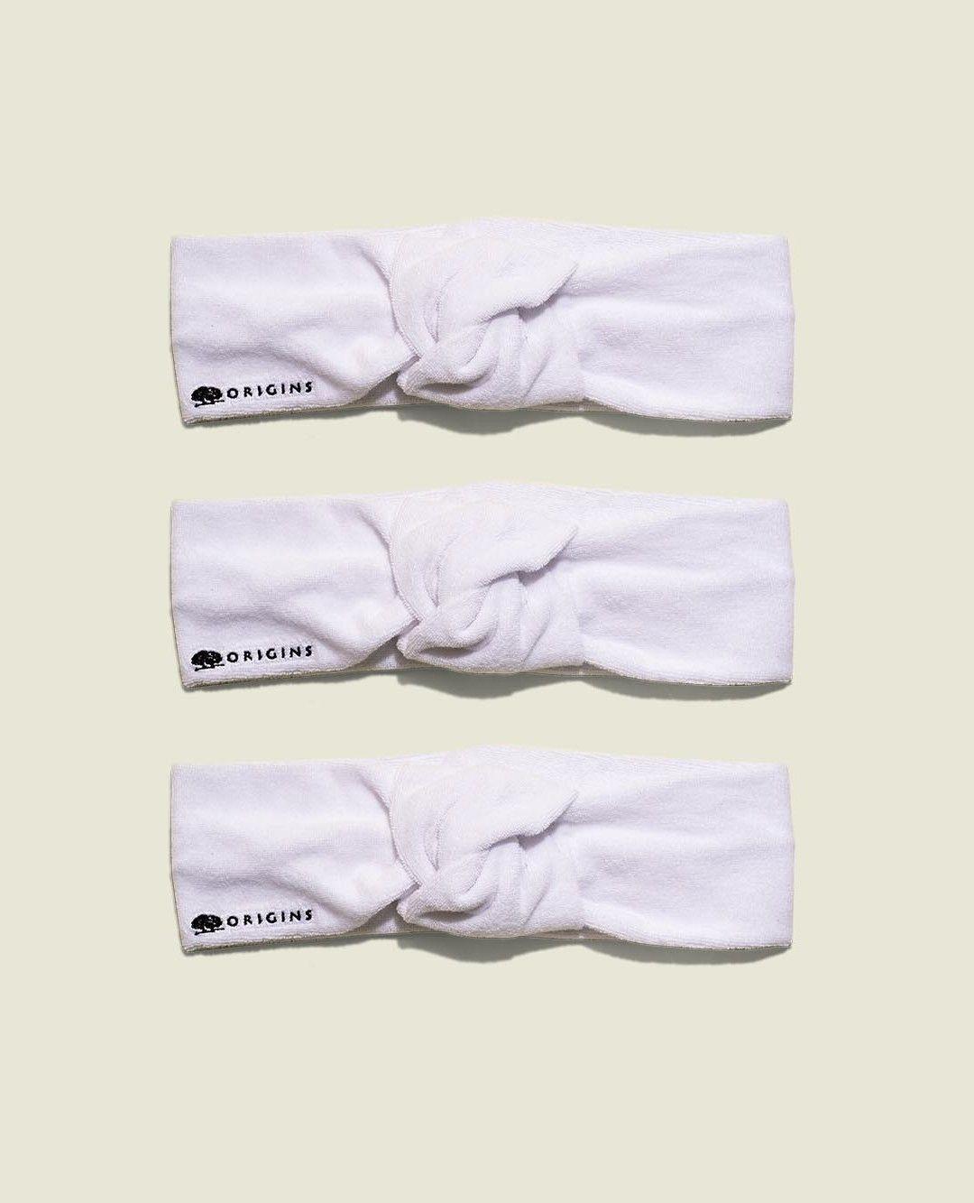Terrycloth headbands