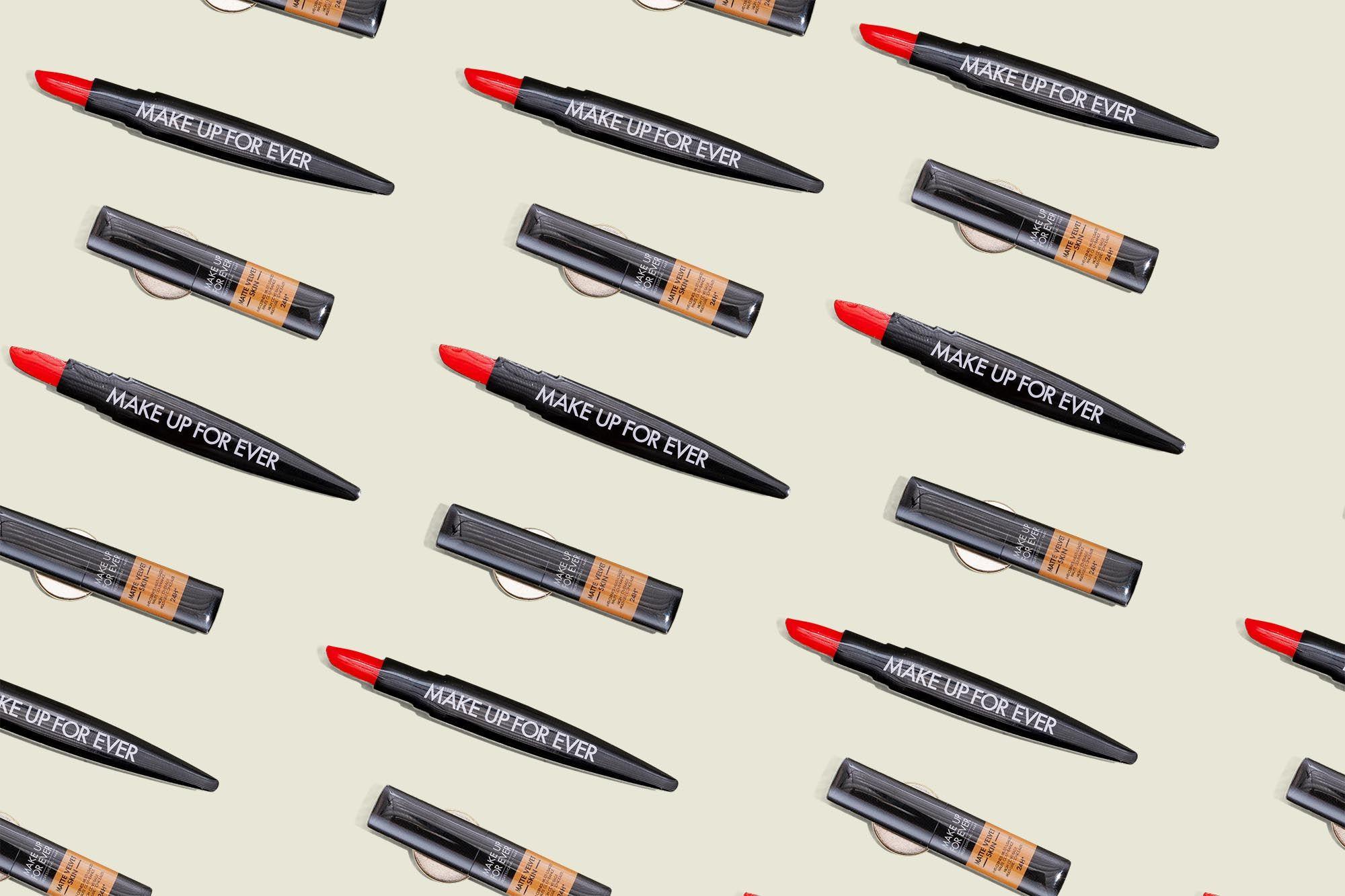 Magnet makeup accessories