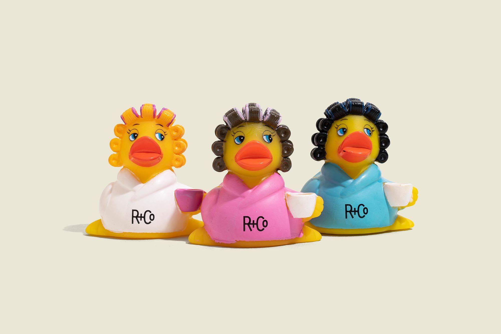 Custom rubber ducks