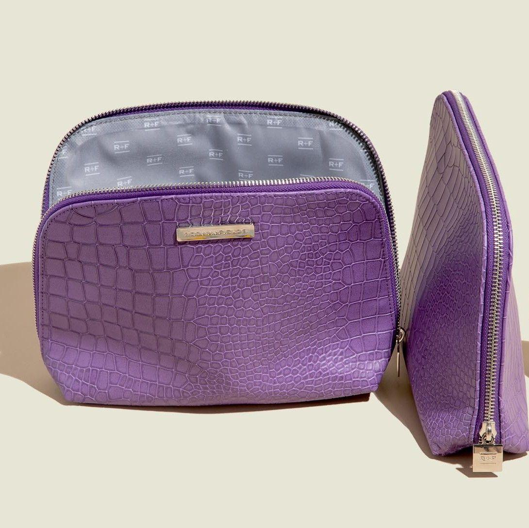 Standing zip pouch