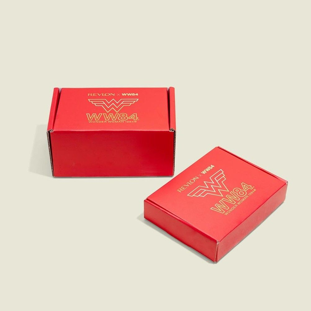 Custom print packaging