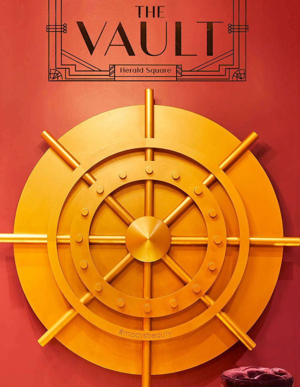 """Macy's """"The Vault"""""""