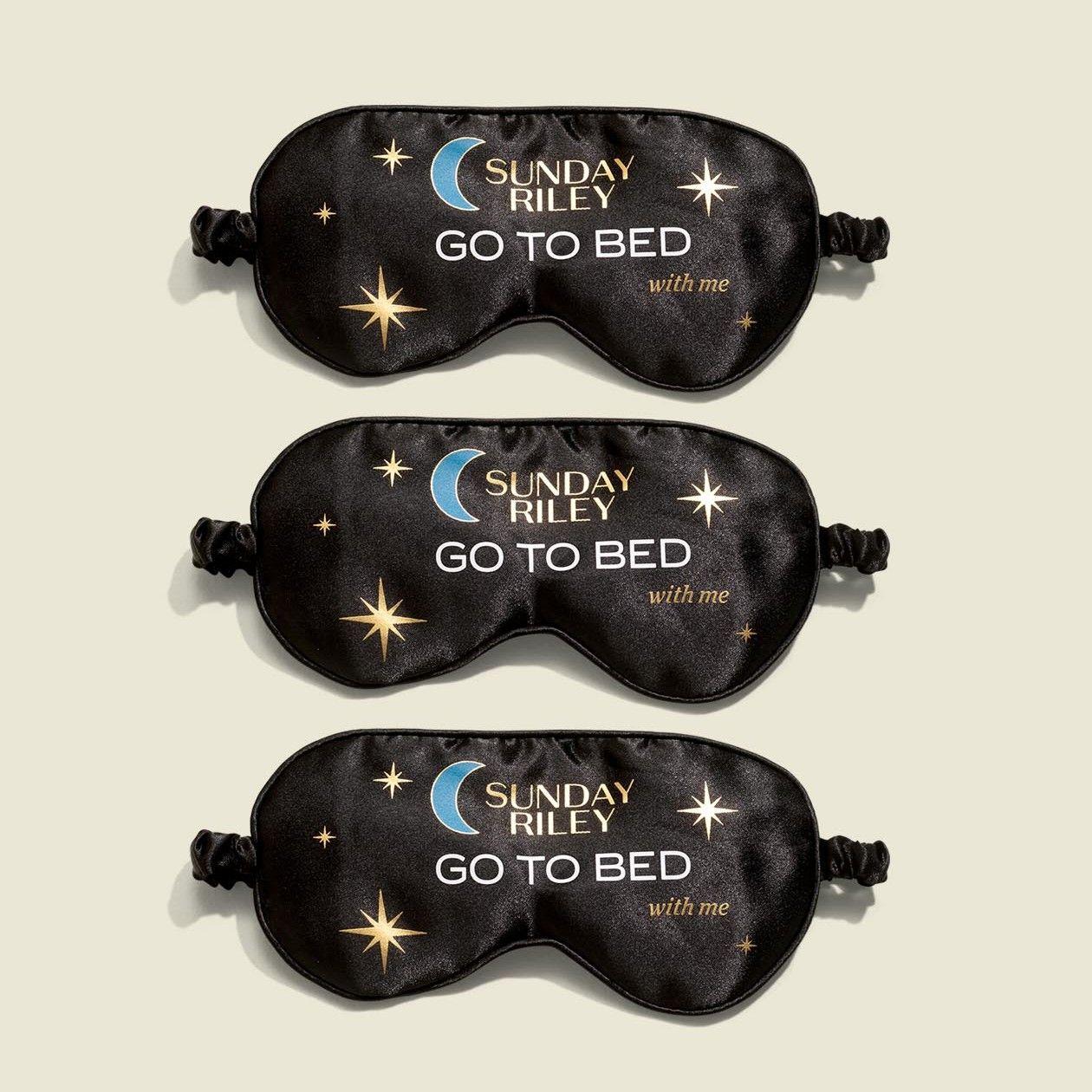 Set of sleep masks