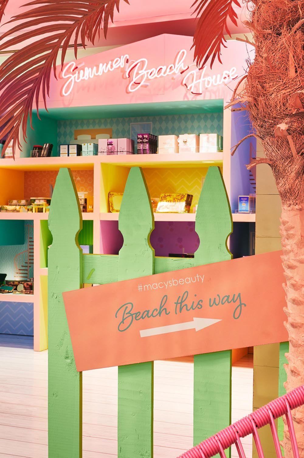 """Macy's """"Summer Beach House"""""""