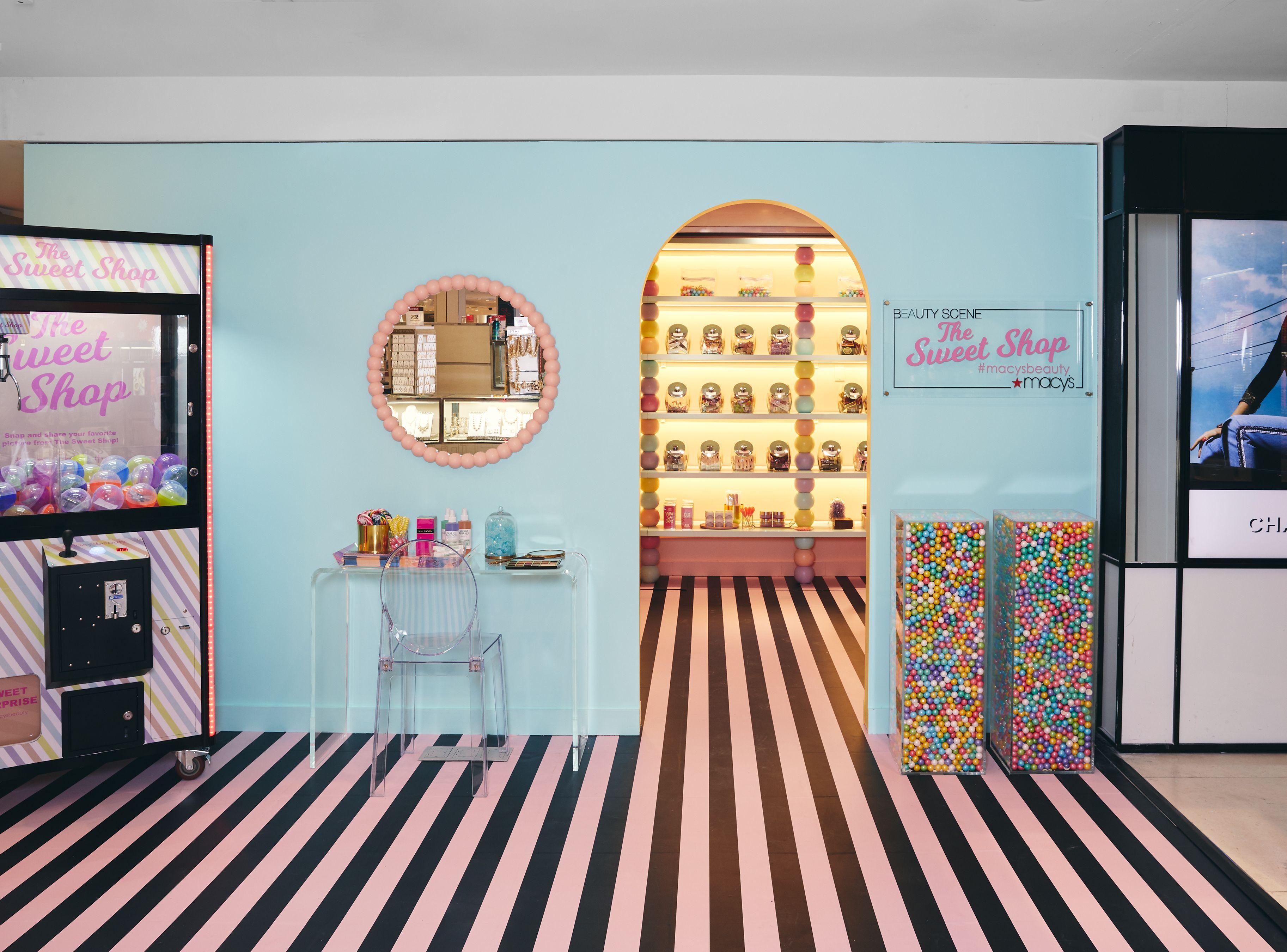 "Macy's ""The Sweet Shop"""