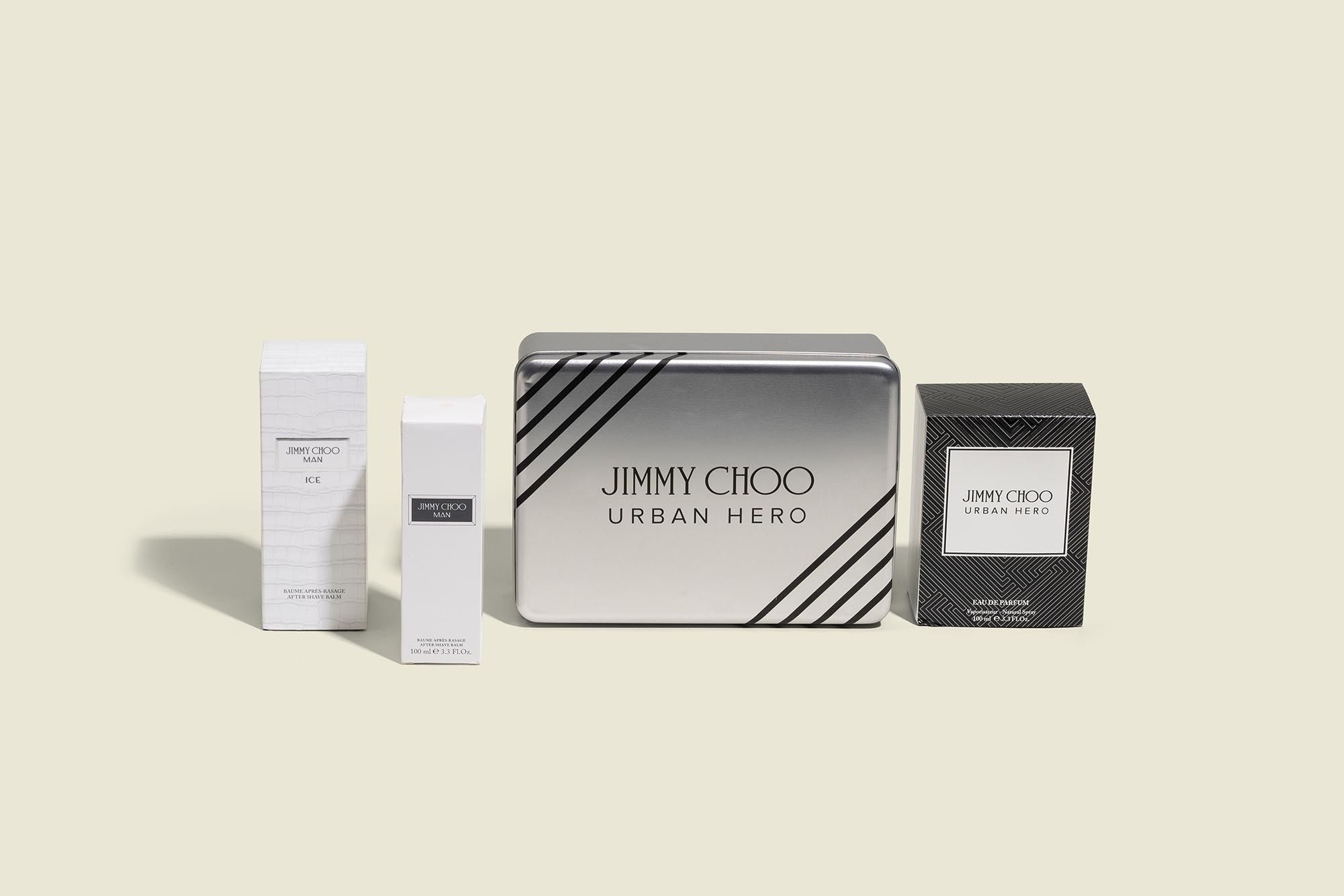 Custom packaging with stainless steel container