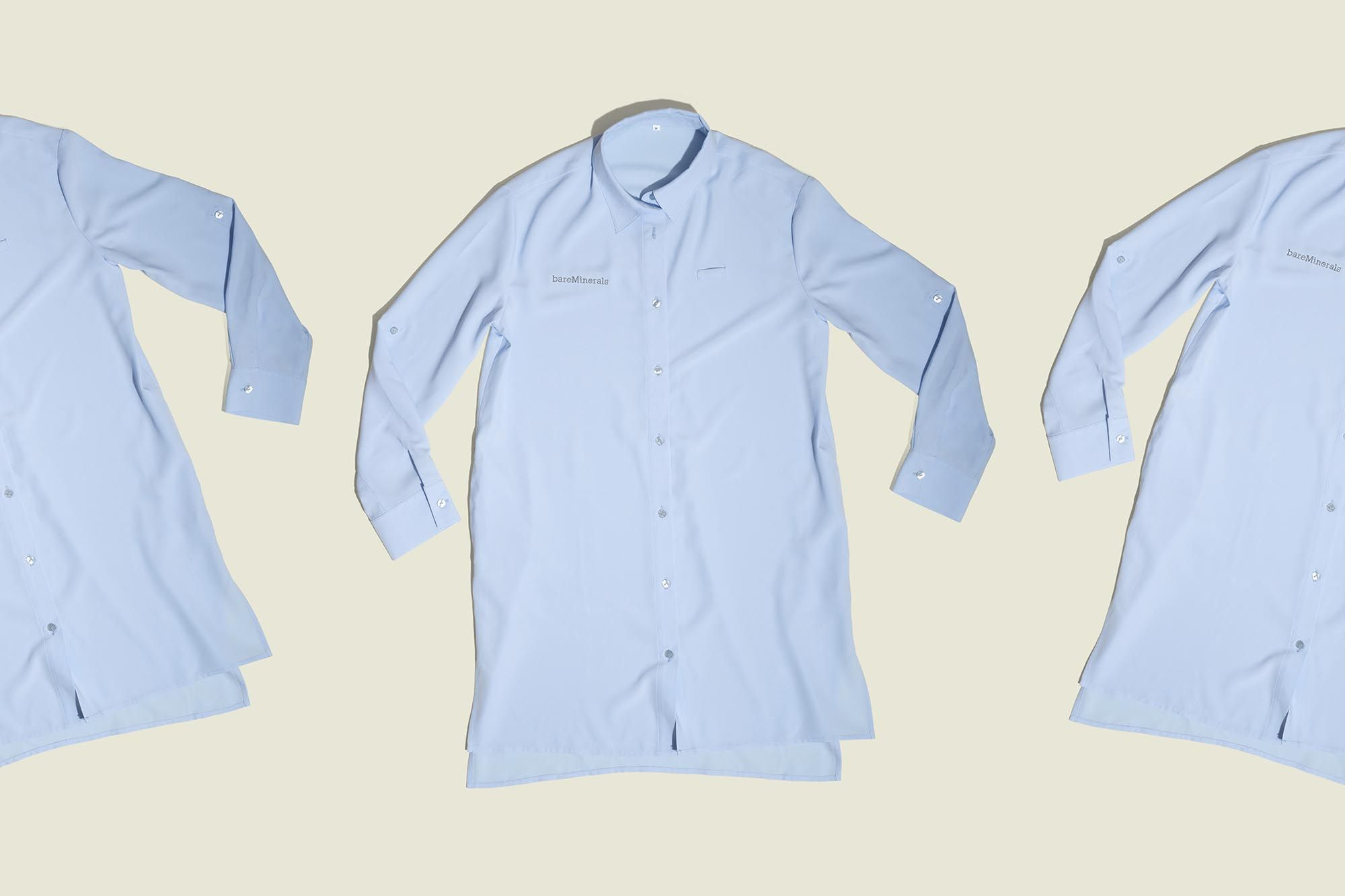 Long sleeved button down shirts