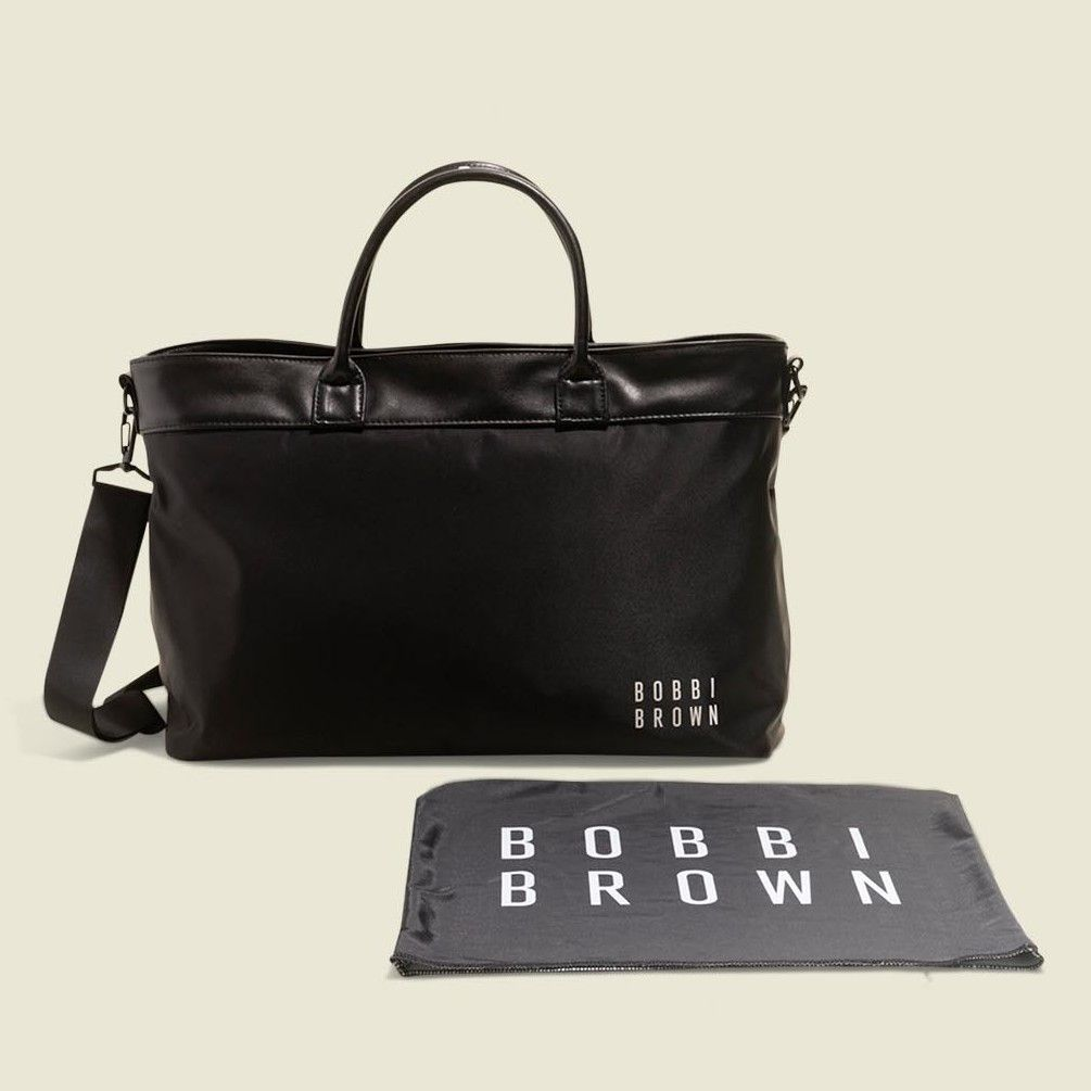 Tote bag with chair cover