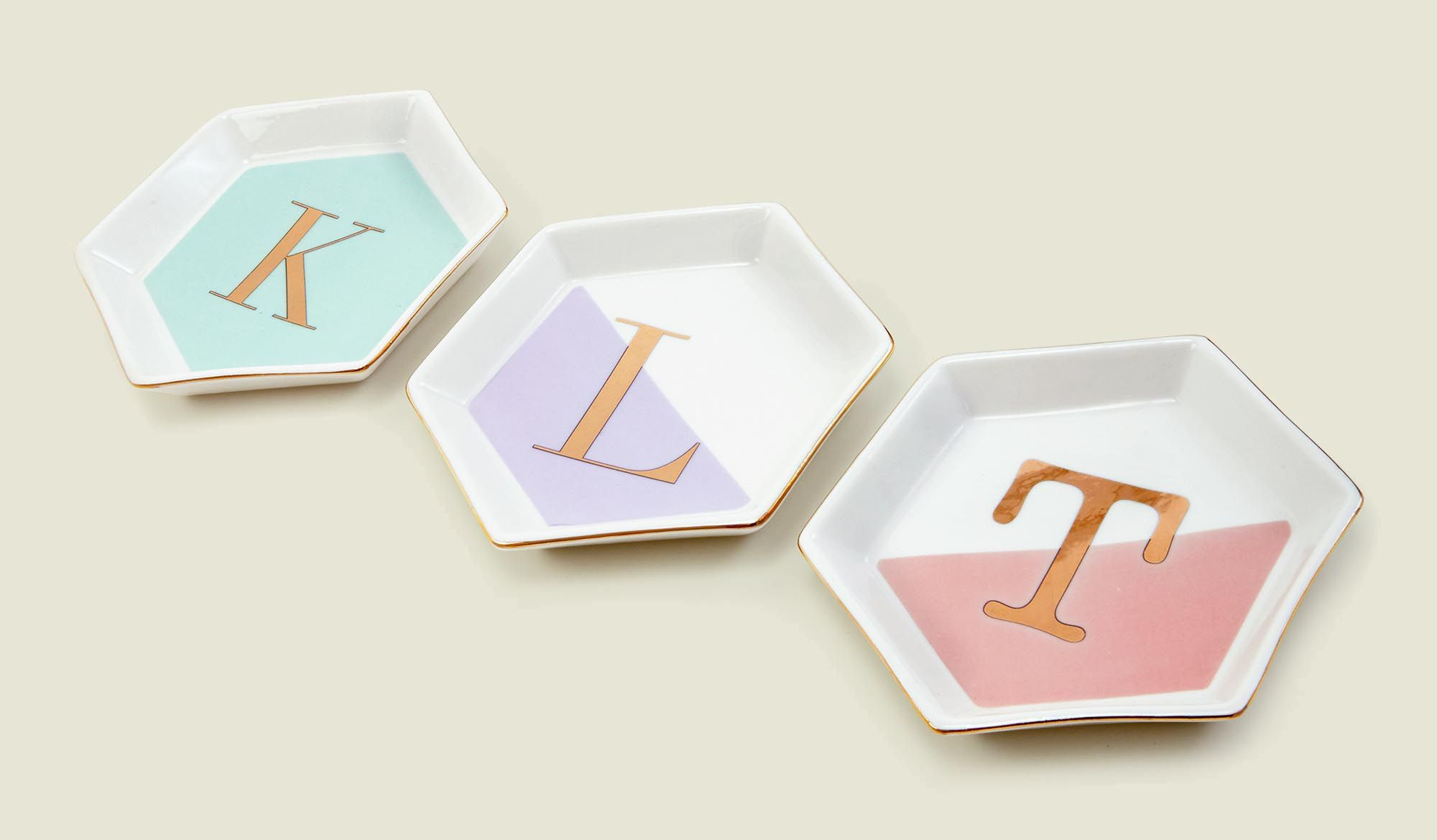 Custom glass dishes