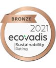 Ecovadis bronze sustainability rating