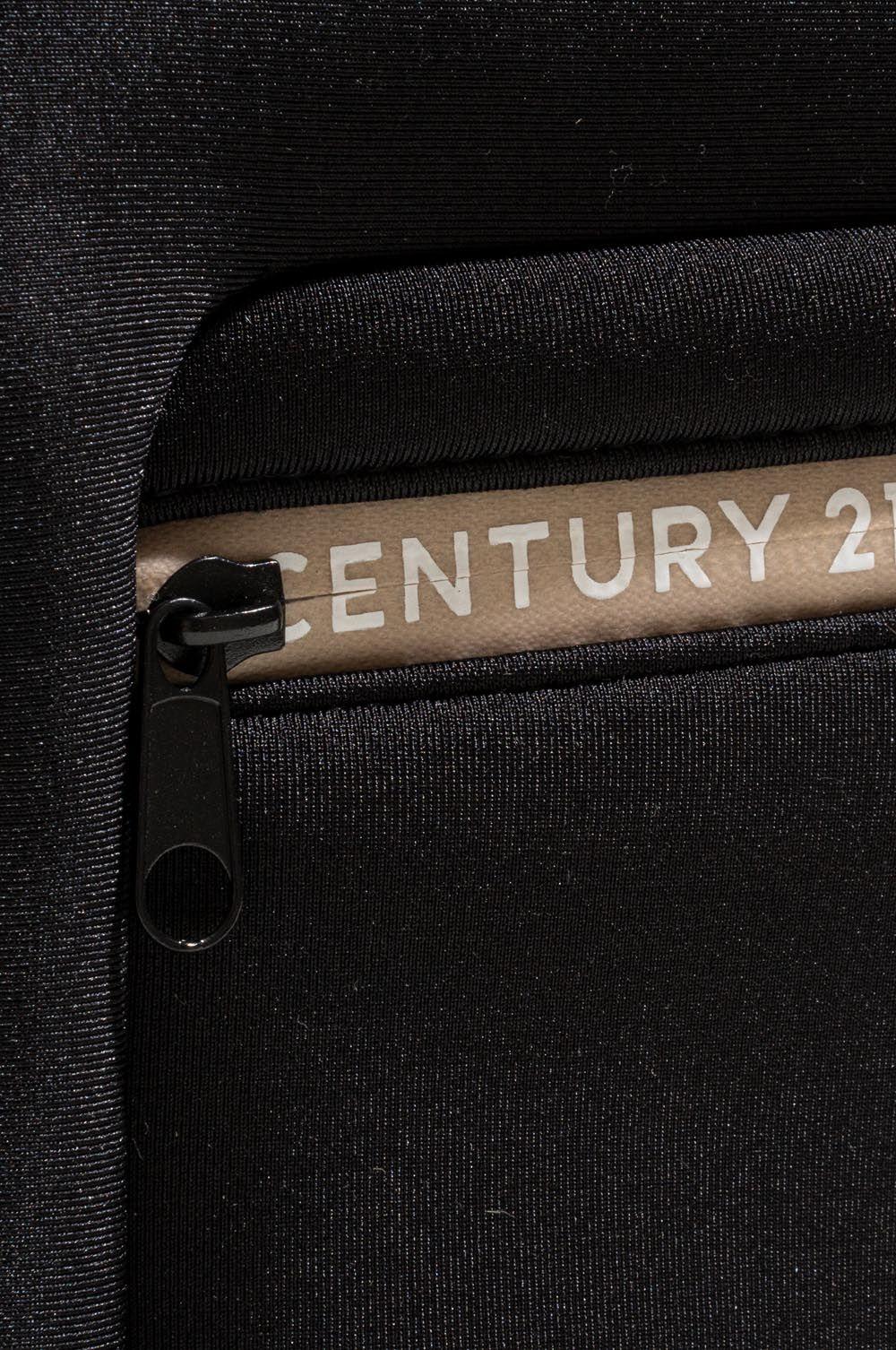 Backpack zipper