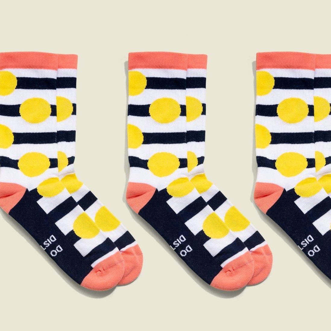 Three socks