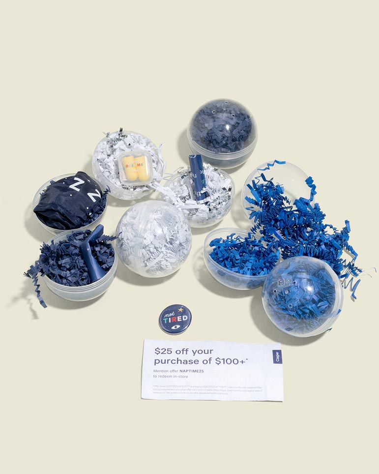 Coupon ornaments