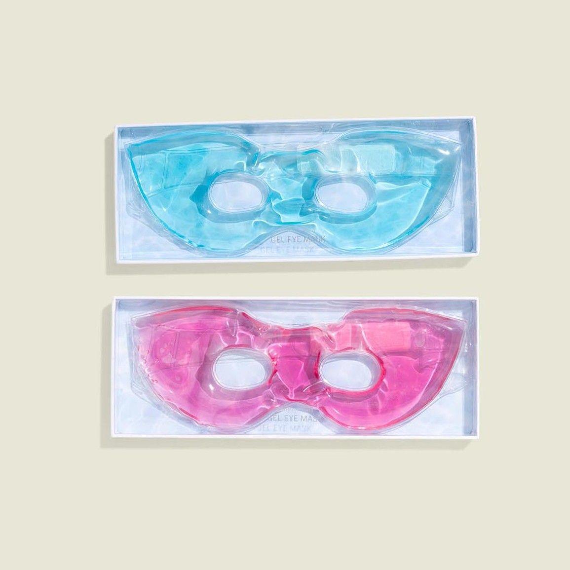 Custom packaged eye masks
