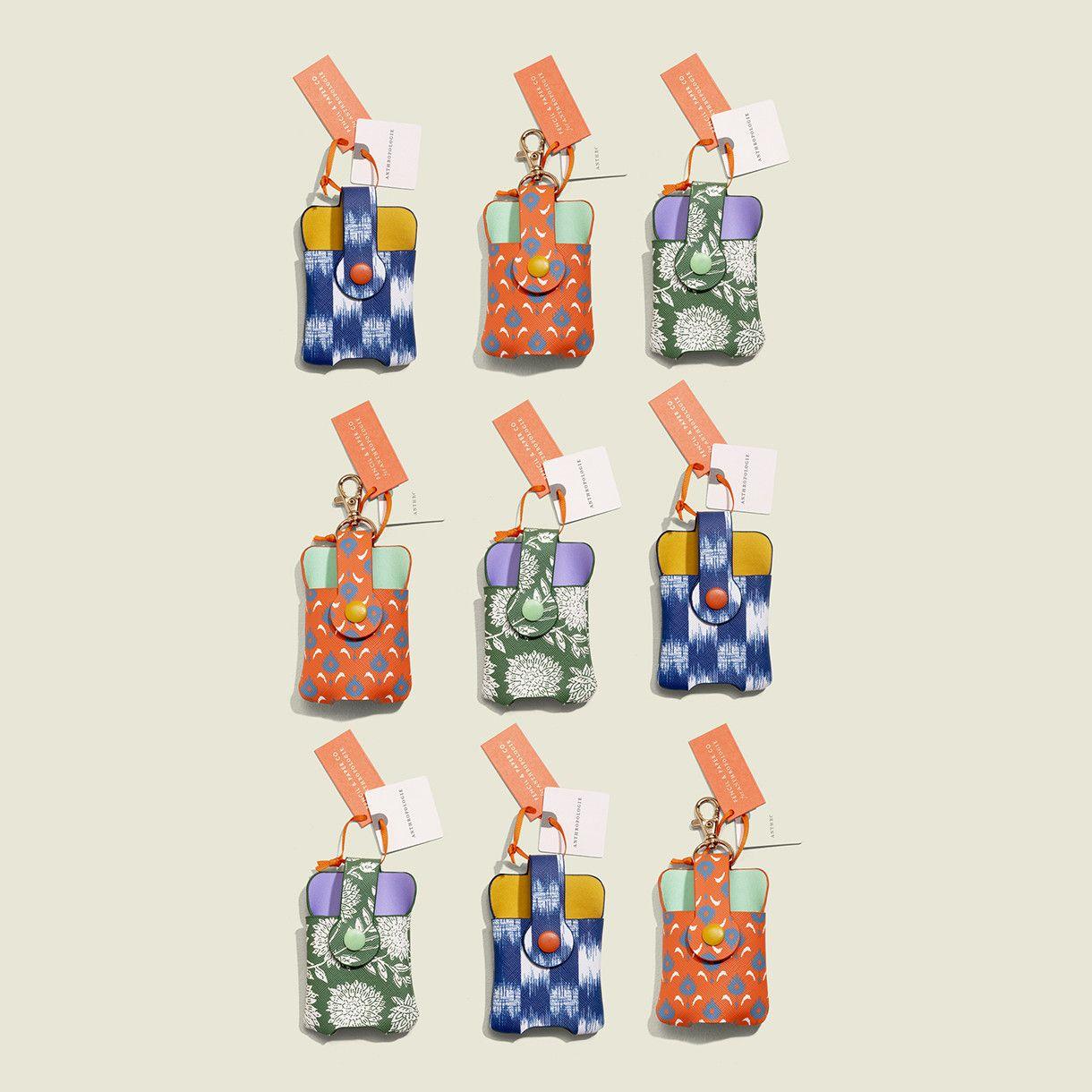 Sanitizer pouches