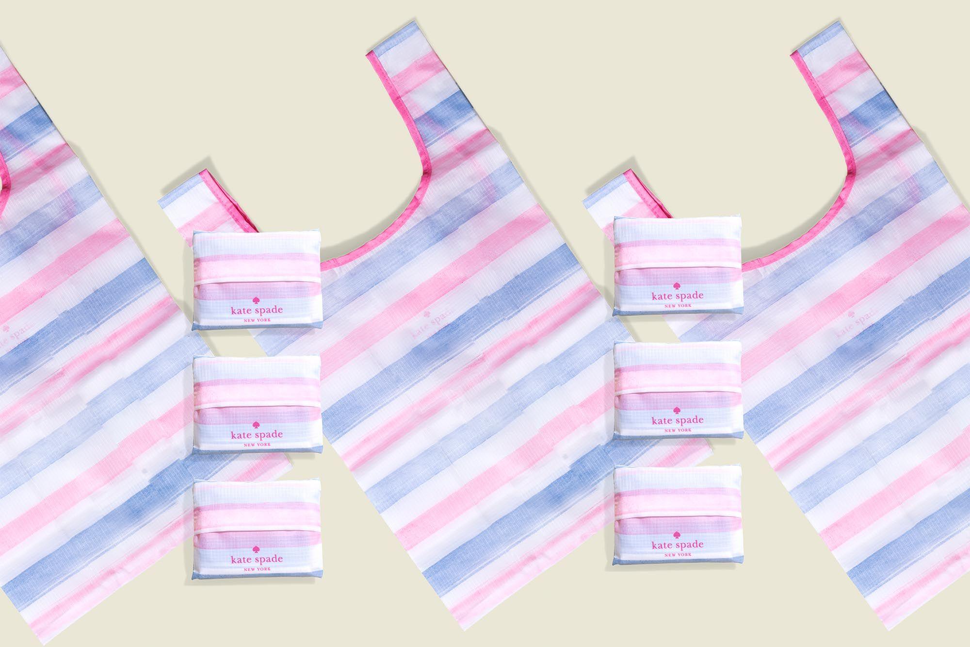 Custom packaged tote bags