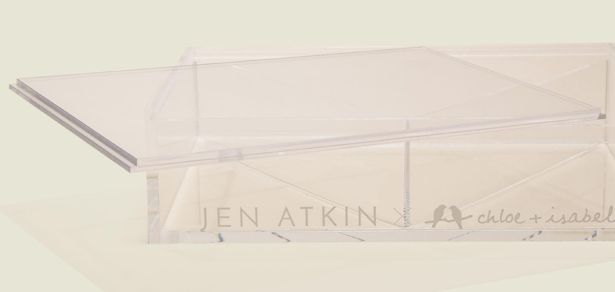 Hard plastic container