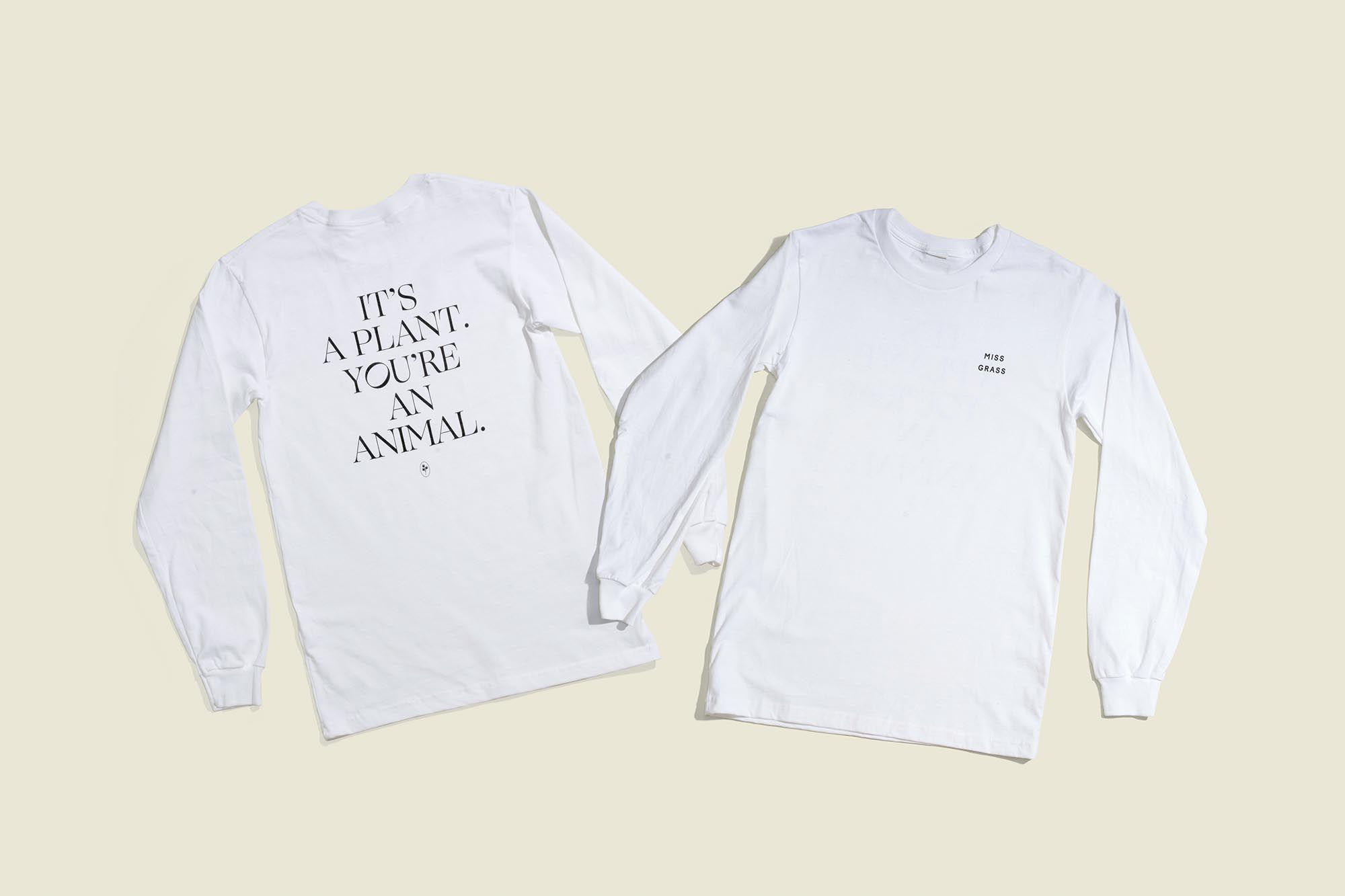 Long sleeved t-shirts