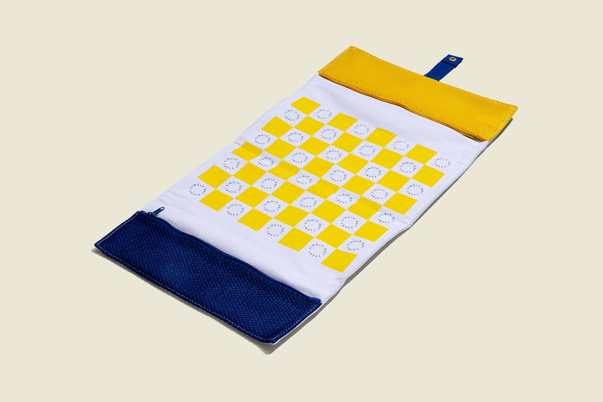 Fabric checkerboard set