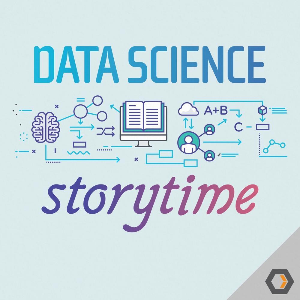 Data Science Storytime logo