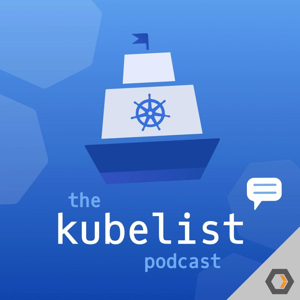 The Kubelist Podcast logo