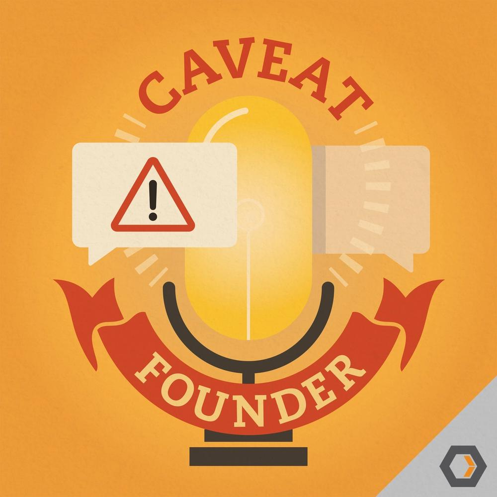 Caveat Founder logo