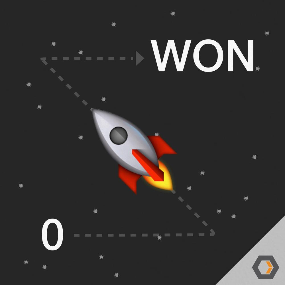 Zero To Won logo