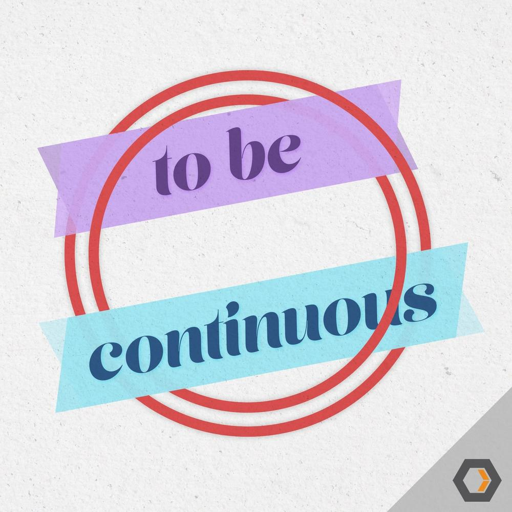To Be Continuous logo